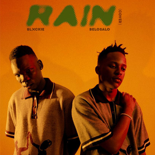 DOWNLOAD Blxckie – Rain (Cover) Ft. Belo$alo MP3
