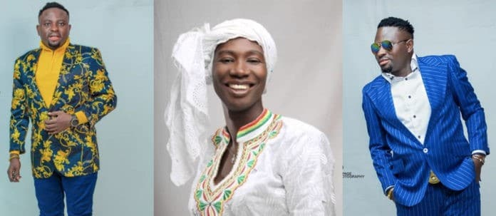 I can never forget my slap from Cecilia Marfo – Brother Sammy