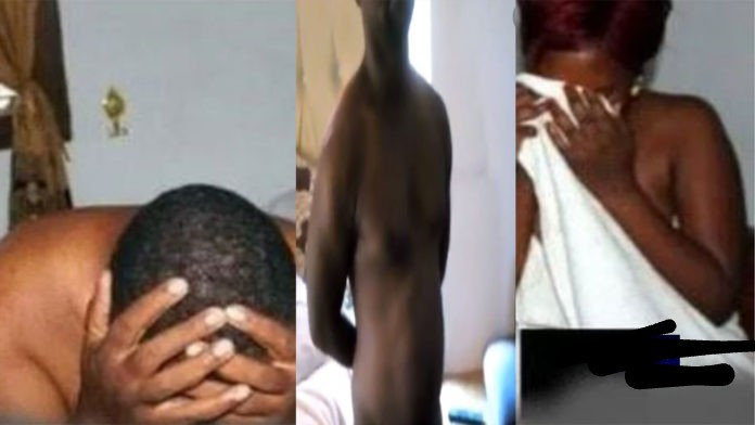 Pastor caught in bed with a pregnant wife of a neighbor at 4am