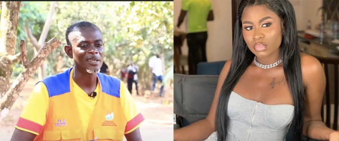 My daughter is far from being a bad girl; all she does are publicity stunts -Yaa Jackson's father