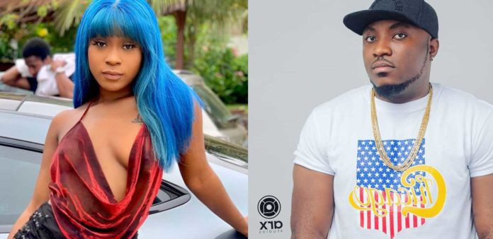 DKB pleads with Efia Odo to be more decent in her dressing