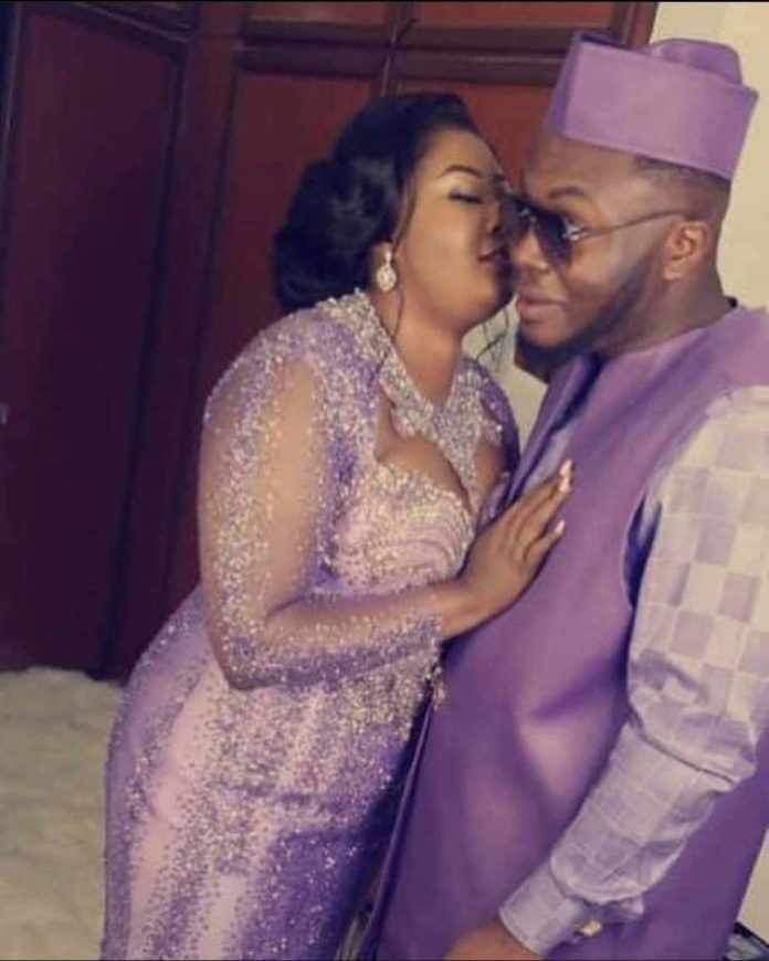 Pictures from the wedding ceremony of Hon. Francisca Oteng