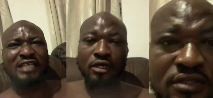 Funny Face shed tears as he explains how he  was maltreated in a police cell
