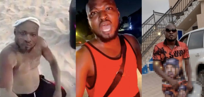 Court orders Funny face to be kept at the Accra Psychiatric Hospital for 2 weeks