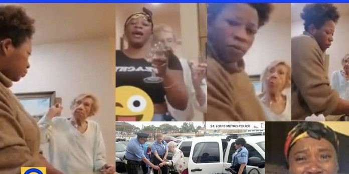 Ghanaian lady who was abused by old white woman goes into details of how it all happened