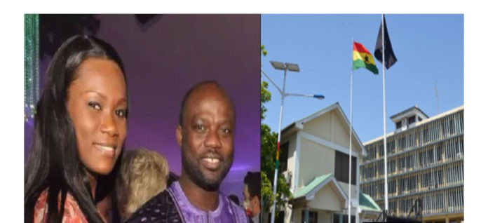 Late JB Danquah's wife narrates how some top officials at the CID unit sexually harassed her