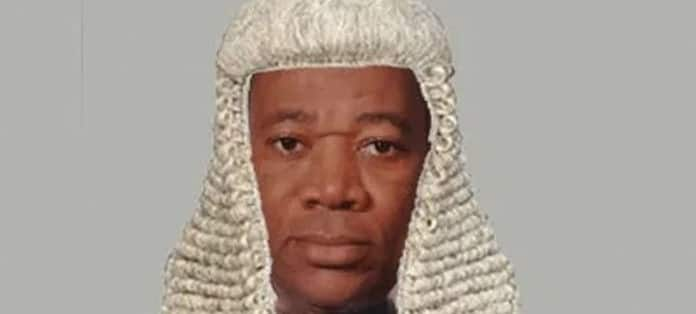Nigerian high court judge in shock as DNA results shows he is not the father of his three children
