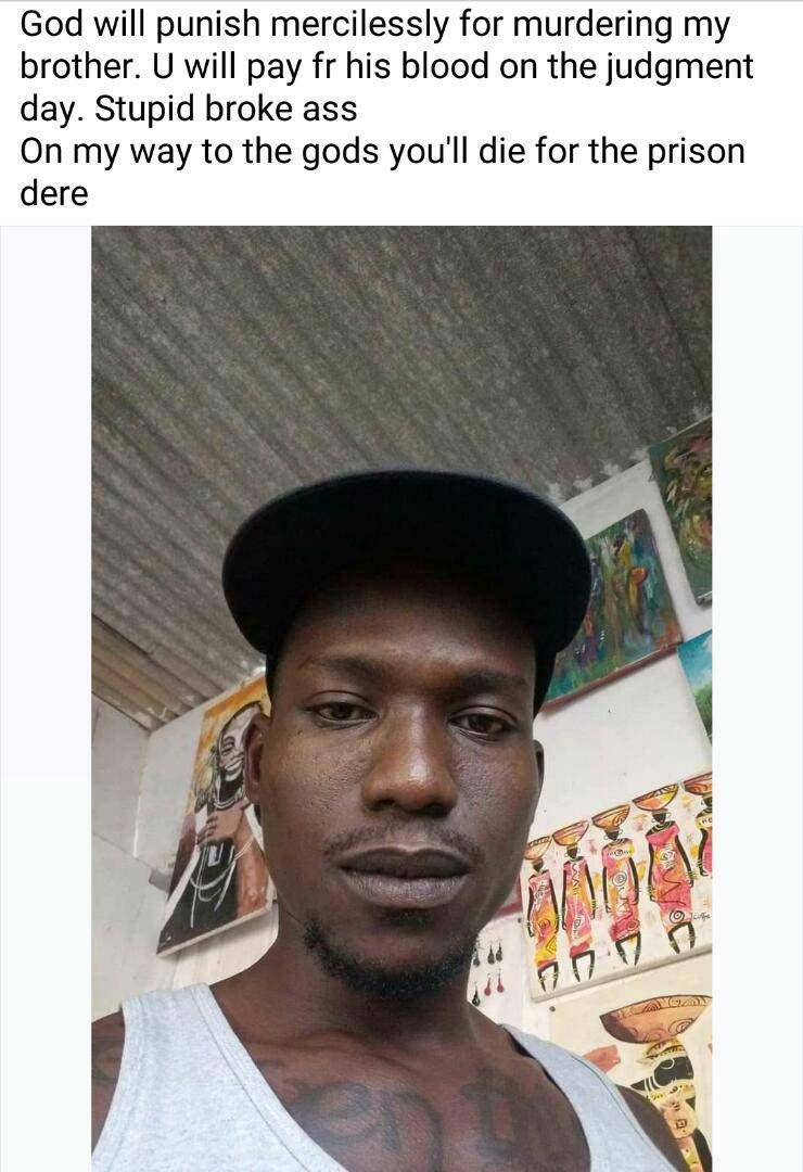 Killer of Dancehall artist, Unruly Grank has been arrested