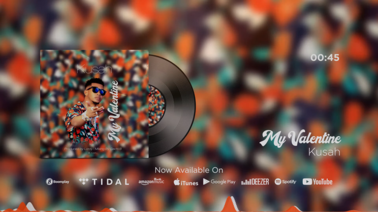 DOWNLOAD Kusah – My Valentine MP3