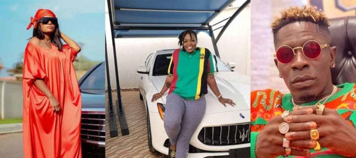 My vagina is not yours, I can sleep with Shatta Wale and any other man – Magdalene Love replies Ayisha Modi