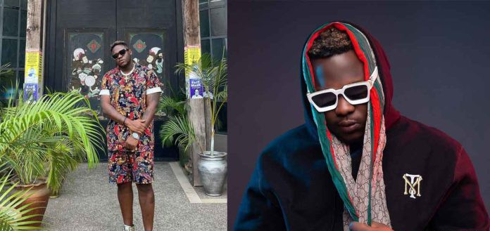 Hustle for your money and stop begging for it- Medikal advises fans in latest video