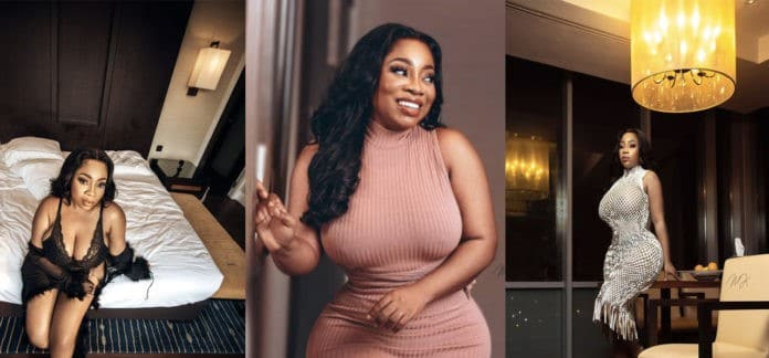 No movie director/producer has been intimate with me – Moesha Boduong reveals