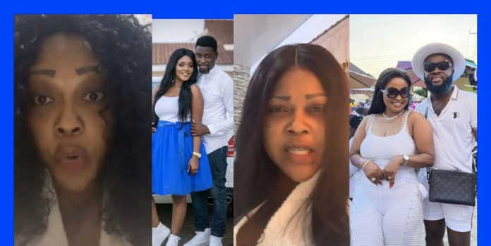Nana Mcbrown 's close friend  got impregnated by her hubby -Mona Gucci reveals
