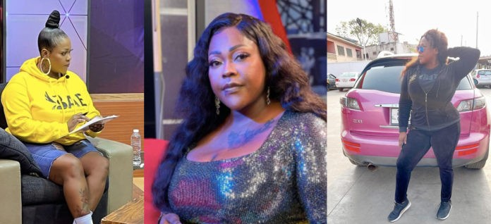 Mona Gucci threatens to shake tables and  open keys after her UTV wahala