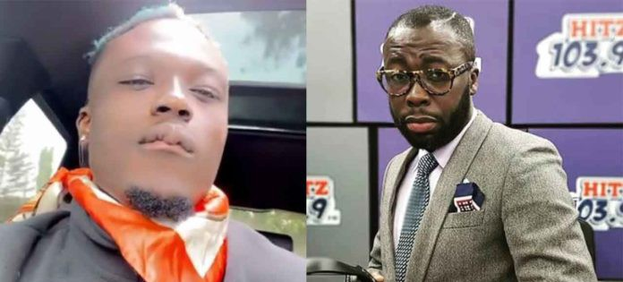 Okese 1 and Andy Dosty settles as they offer apology to each other
