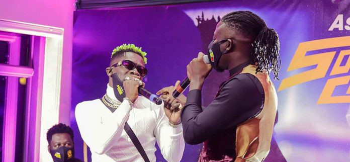 VGMA organizers set to lift ban on Shatta Wale and Stonebwoy to