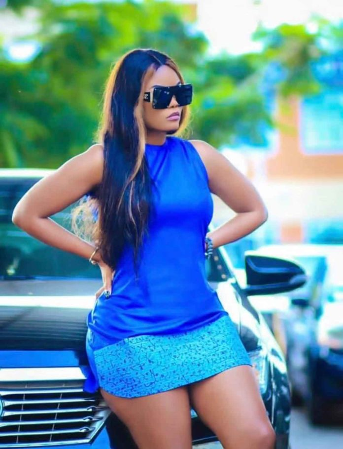 10 Stunning photos of Magdalene Love, Shatta Wale's cousin he allegedly sleeps with