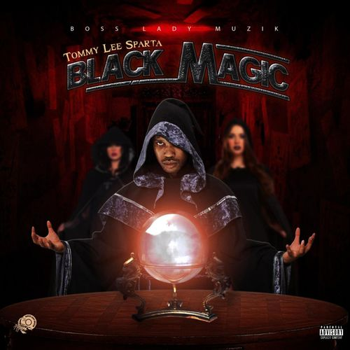 DOWNLOAD Tommy Lee Sparta – Black Magic MP3