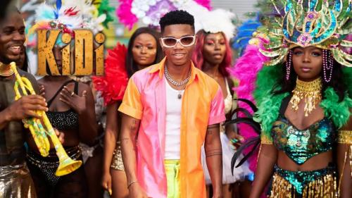 VIDEO: KiDi Ft. Kuami Eugene, Patoranking – Spiritual | mp4 Download