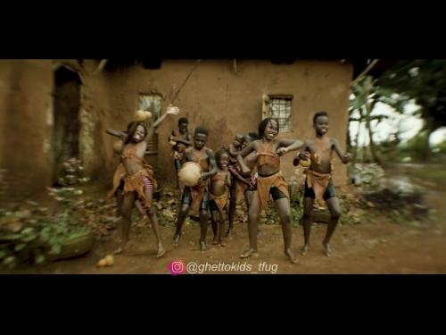 VIDEO: Master KG – Themba Lam Ft. Mpumi, Prince Benza (Starr. Ghetto Kids) | mp4 Download