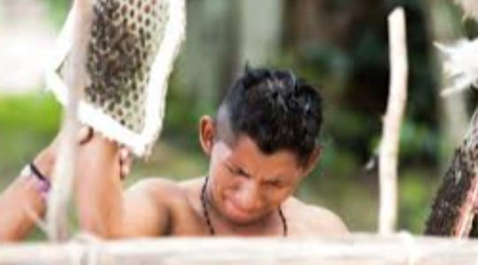 This Extremely Painful Transition Initiation Will Make You Want To Cry For These Children 😱😢
