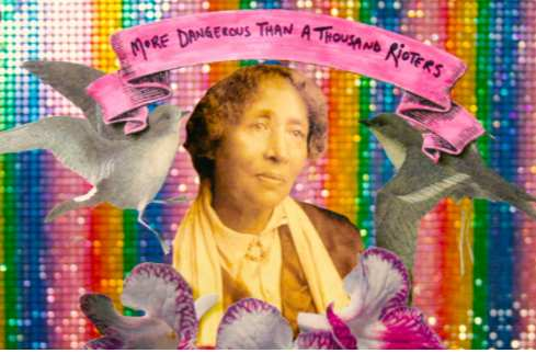 """More Dangerous Than A Thousand Rioters:"" LUCY PARSONS, The Most Dangerous Black Woman In History"