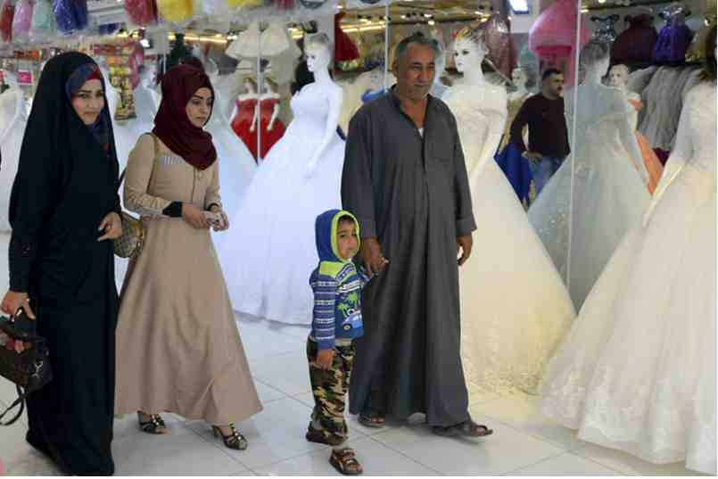 TRIBAL CUSTOMS: In Iraq, Women Are Married Off As Restitution For War Between Tribes
