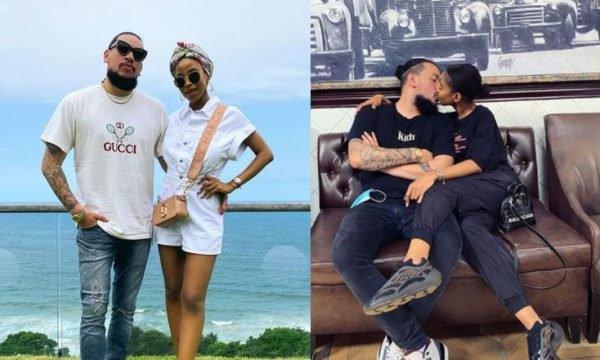 AKA engages his girlfriend, Nelli Tembe – Photos