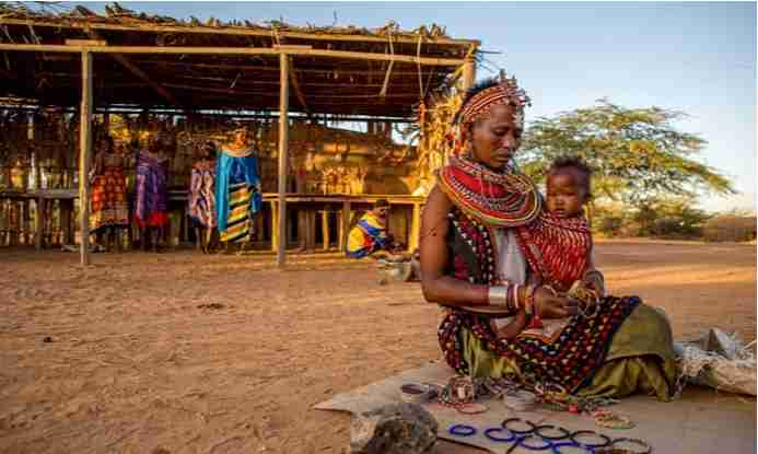 SHOCKER!!! Do You Know The African Village Where Childbirth Is Forbidden? See Here