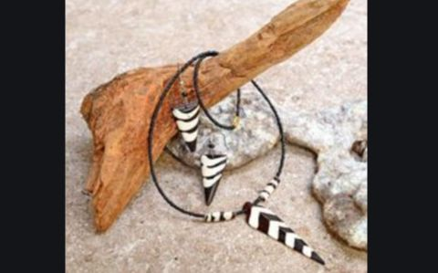 The Success Story Of A Kenyan Who Made Fortune By Making Jewellery From Boiled Bones