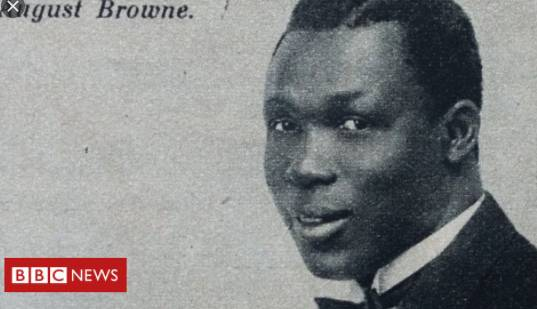 AUGUST AGBOOLA: The Only Nigerian And Black Man Who Fought For Poland Against Nazis
