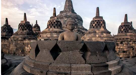 BOROBUDUR   Exploring The Beauty Of The World's Largest Buddhist Temple