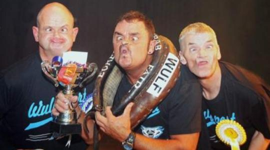 GURNING SPORT | Strange Sport Where The Ugliest Face In The World Gets A Championship Award