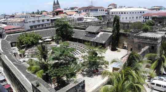 STONE VILLAGE: Amazing Places To Visit In The Oldest City In Zanzibar