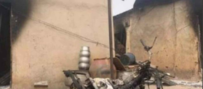 24 houses in Tamale got burnt over chieftaincy dispute