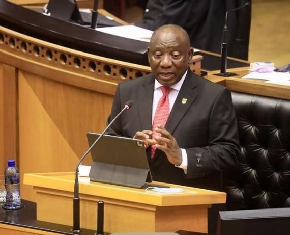 South Africans react to Cyril Ramaphosa's speech on SONA 2021