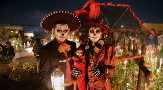 This Is Not Halloween | See Festivals From Around The World That Are Mistaken For Halloween 🎃