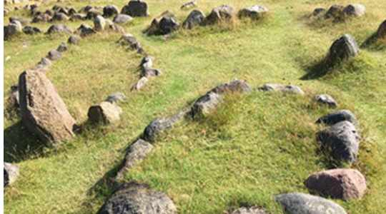 HORRIFIC! See The Old Viking Culture Where Slaves Were Raped By The Entire Village Before Being Buried With Their Masters