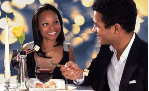 7 appropriate ways to behave on a first date