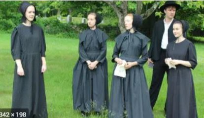 HOW COOL IS THIS??? See The Amish Tradition That Means Adolescence Allows Them To Do Anything They Wish