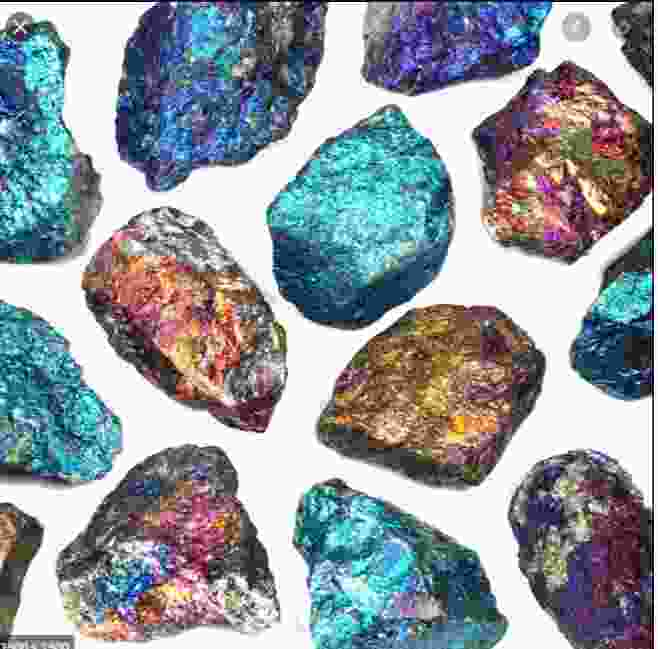 OMG!! You Need To See The Beautiful Mineral Resources Produced By This Country – So So Beautiful