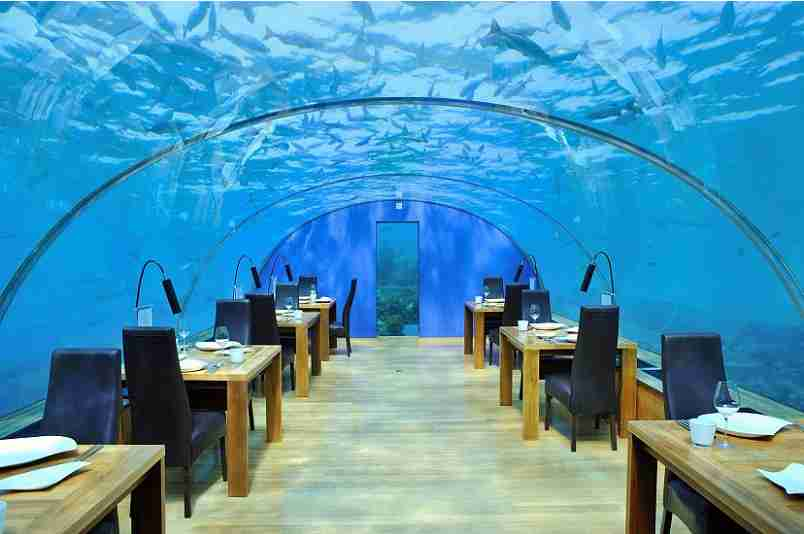 EXQUISITE!!! Check Out How The World's First Underwater Hotel Villa Was Opened | Wanna Try?