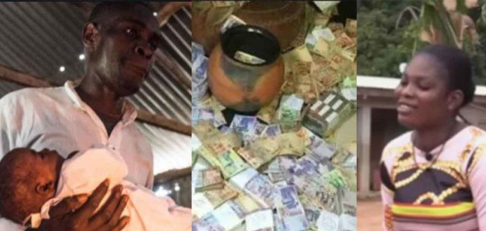Ghanaian mother shares her story of how husband used their son for money rituals