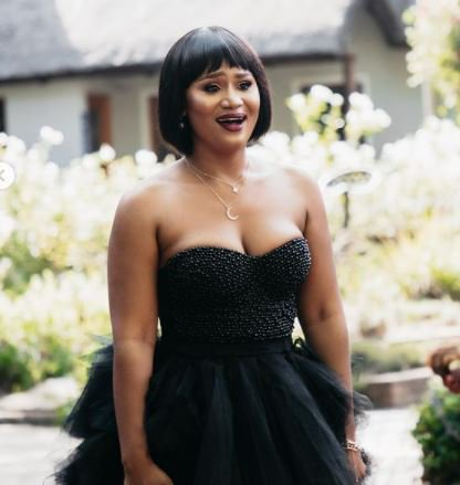 Inside Keke Mphuthi's 30th birthday celebration