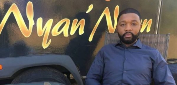 Luyanda Potwana accepts his ancestral calling