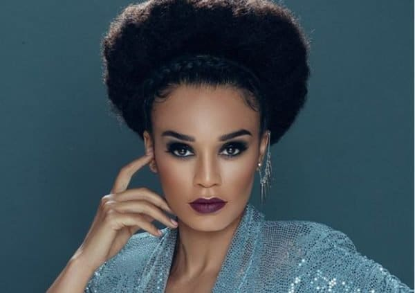 """Pearl Thusi to a Tweep: """"I'm too ghetto to keep quiet every time I'm disrespected"""""""