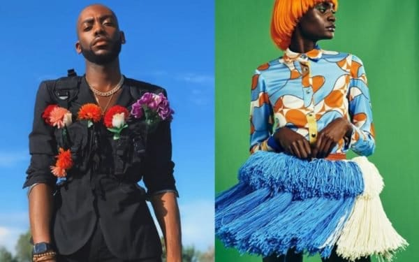 Rich Mnisi's R60k Xibelani Skirt causes an uproar by adejoy Feb 2, 2021