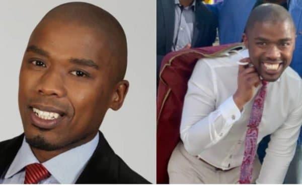 eNCA sports anchor, Sandile KaNqose dies at 42
