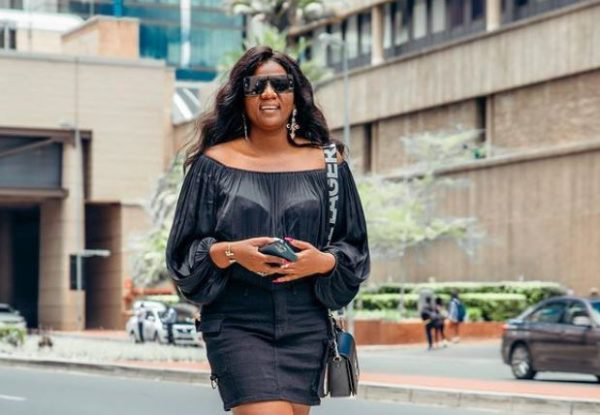 Shauwn Mkhize on how she deals with the negativity directed at her family