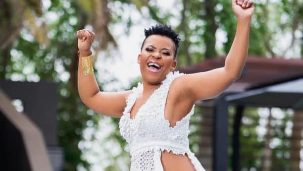 "Zodwa Wabantu on being back to her ""booty-shaking"" business"